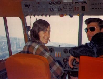 GoodYear Blimp Flight March 25, 1973