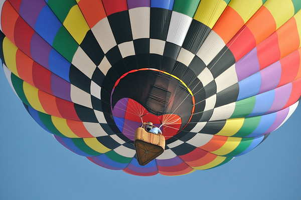 Great Midwest Balloonfest - K.C. Ks 8.9.2014