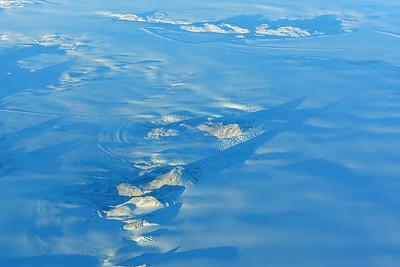 Greenland; Scotland; Goose Bay, Labrador