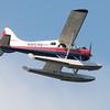 Currier's Flying Service Dehavilland Beaver.