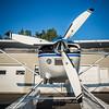 Cessna 182 Skylane with M&T composite prop.