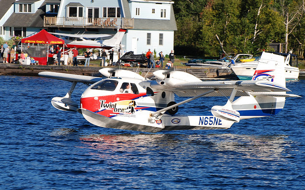 Greenville Seaplane Fly In 2010