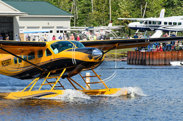 Greenville Seaplane Fly-In 2012