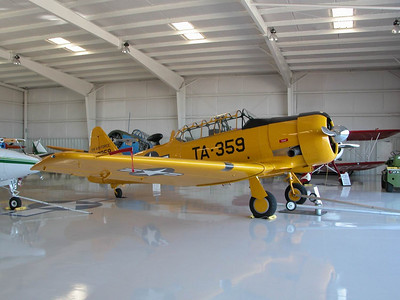 Group 44 Inc. Airplane Museum at Sebring Airport Florida