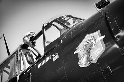 Grumman TBM-3E Avenger - Northern Illinois Air Show - Waukegan, Illinois - Photo Taken: September 9, 2017