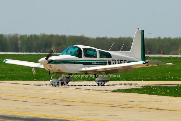 N717FT - 1979 Gulfstream American AA-5A