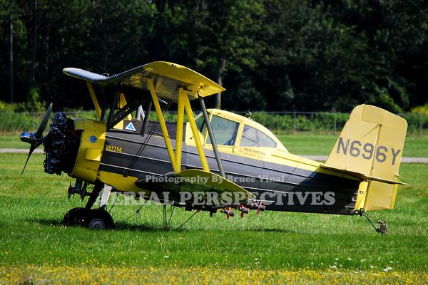 N696Y - 1964 Grumman G-164  Cropduster