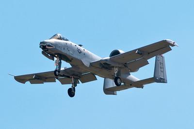 A-10 Thunderbolt (Warthog)
