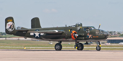 "CAF Missouri Wing's North American B-25J Mitchell ""Show Me"""