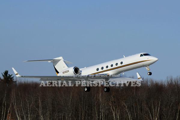 N516GH - 1998 Gulfstream G-V