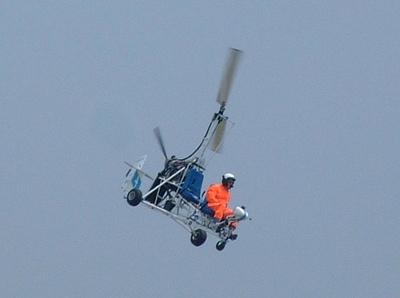 Gyrocopters, Frederick Maryland