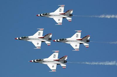 Airshow HAFB F16 Fighting Falcon Jet Airplane  Airshow HAFB F16 Fighting Falcon Jet Airplane A10 Warthog