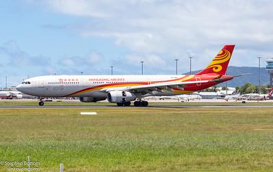 B-LNN HONGKONG AIRLINES A330-300