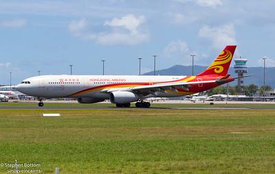 B-LNO HONGKONG AIRLINES A330-300