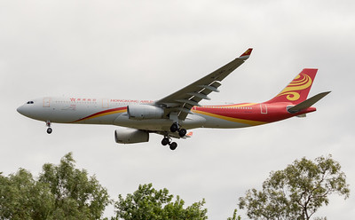 B-LNO HONK KONG AIRLINES A330-200