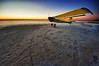 "~Sorbet Sunrise~<br /> <br /> Gorgeous KitFox brings on the rising sun at Fort DeSoto Beach.  There's only one thing more beautiful than this plane and this perfect moment, and that is the kids of the Birmingham Aviation Explorers created this piece of art work.  The group built this plane from the ground up:  welding the metal, cutting and gluing the ceconite, mounting the engine, calibrating, painting, etc.  It was more than a project--it was a dream that took flight.  Photographing her was my pleasure.<br /> <br /> The kids built the project and were to raffle her off at Sun N Fun 2011.  Tornadoes ripped through the field at Sun N Fun, leaving wreck and ruin.  This beautiful KitFox was destroyed.  The devastation followed this group when they returned to Birmingham with more tornadoes that damaged her yet again.  I'd like to ask your help in even the smallest of donations for these kids to allow them to rebuild their dream again.  Please contact them at:  	<br /> <a href=""http://ae491.org/"">http://ae491.org/</a><br /> <br /> Look for them at Osh Gosh.  Help keep the dream alive and support this worthy cause for the kids who put their hearts and souls into creating this once beautiful flying machine."