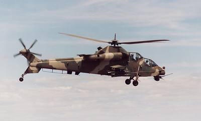 ROOIVALK ATTACK HELICOPTER  ( SOUTH AFRICA)