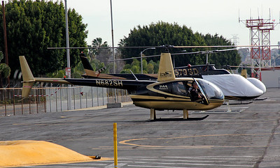 N682SH STAR HELICOPTERS R-44