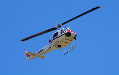 N1386L HELITAC BELL-UH-1B