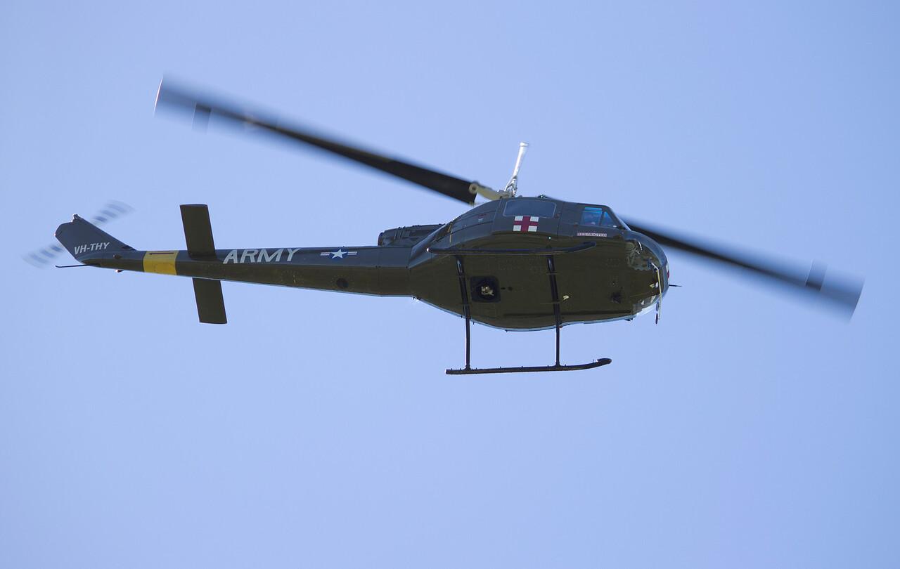 VH-THY BELL UH-1