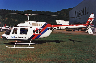 HB-XLL HELIMISSION BELL-206