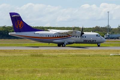 P2-KSL HEVILIFT ATR-42-500