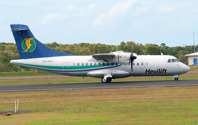 P2-KSJ HEVILIFT ATR-42