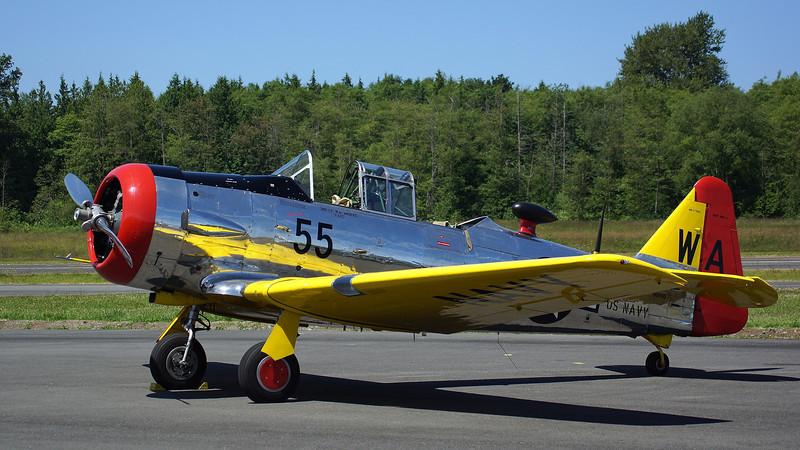 North American SNJ-4