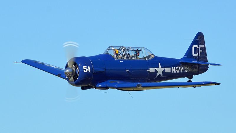 SNJ-5 N154CF