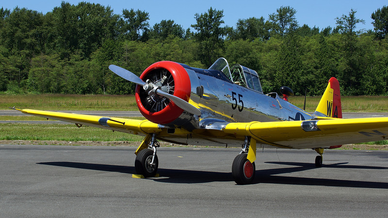 North American SNJ-4
