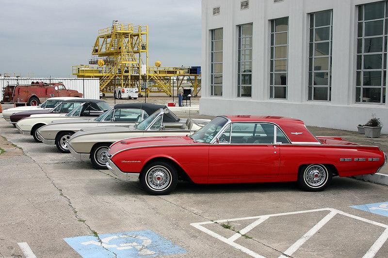 Classic Thunderbirds