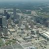 downtown Houston looking Northwest