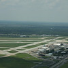 HOU west ramp complex and Runway 17/35