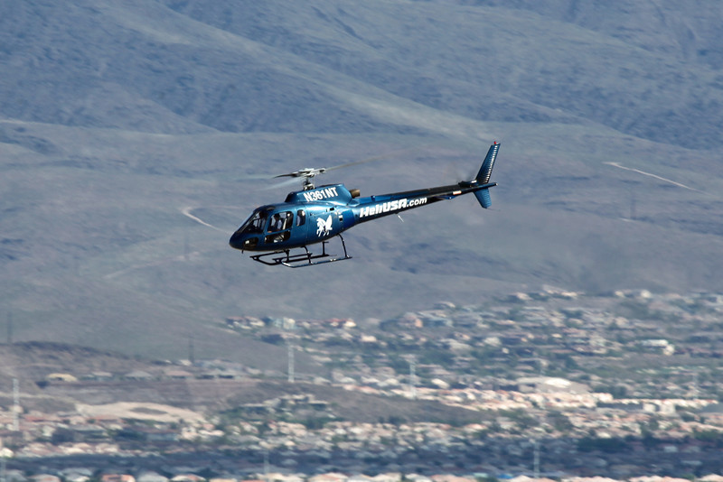 N361NT Aerospatiale AS350BA (LAS) HELI USA AIRWAYS INC