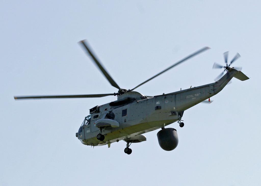 XV656 Westland Sea King ASaC7 (RNAS Culdrose) Royal Navy 2