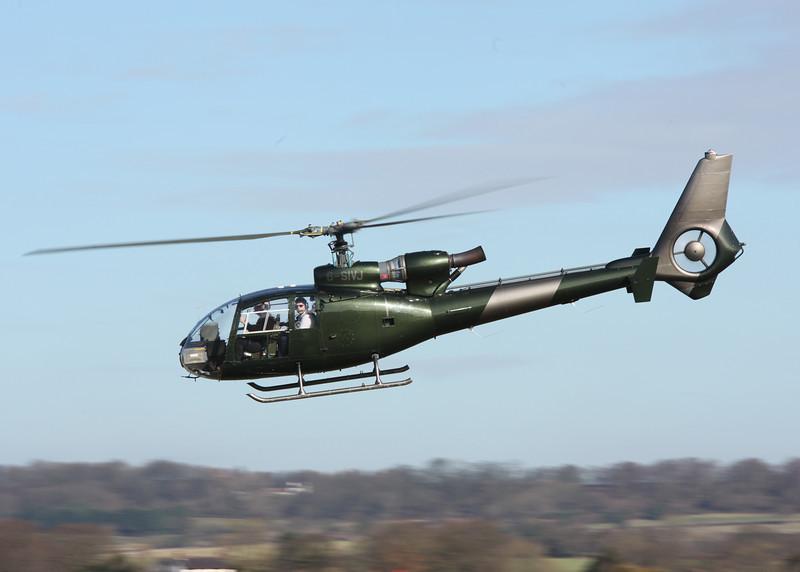 G-SIVJ Westland Gazelle HT MK2 (Halfpenny Green) Skytrace UK Ltd[1]