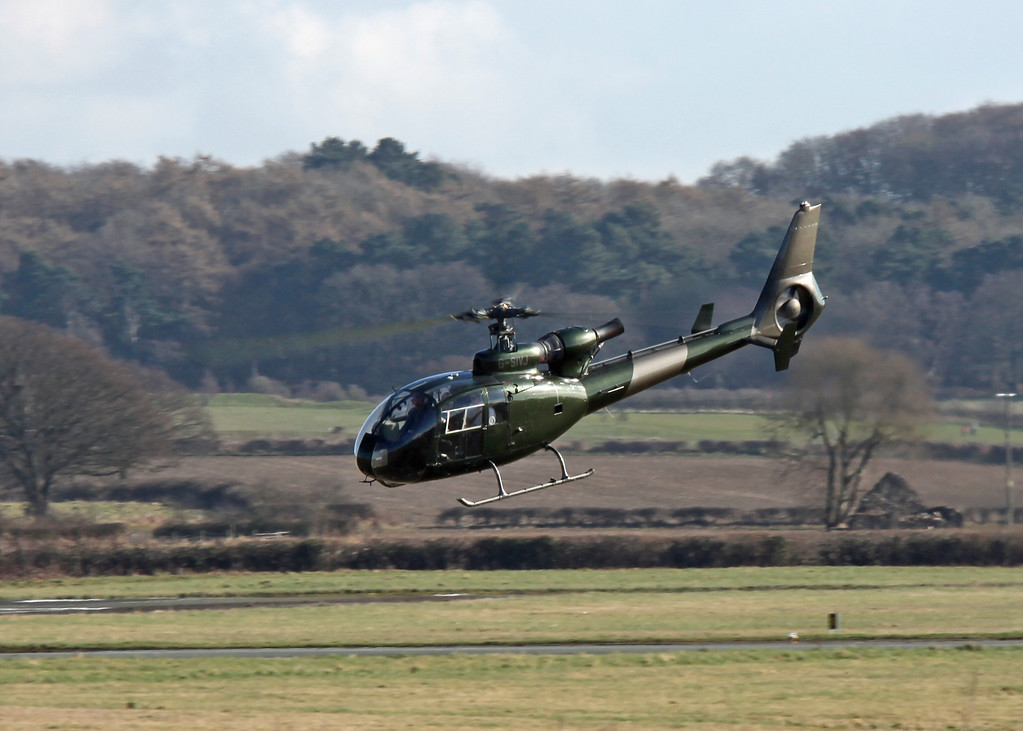 G-SIVJ Westland Gazelle HT MK2 (Halfpenny Green) Skytrace UK Ltd[2]