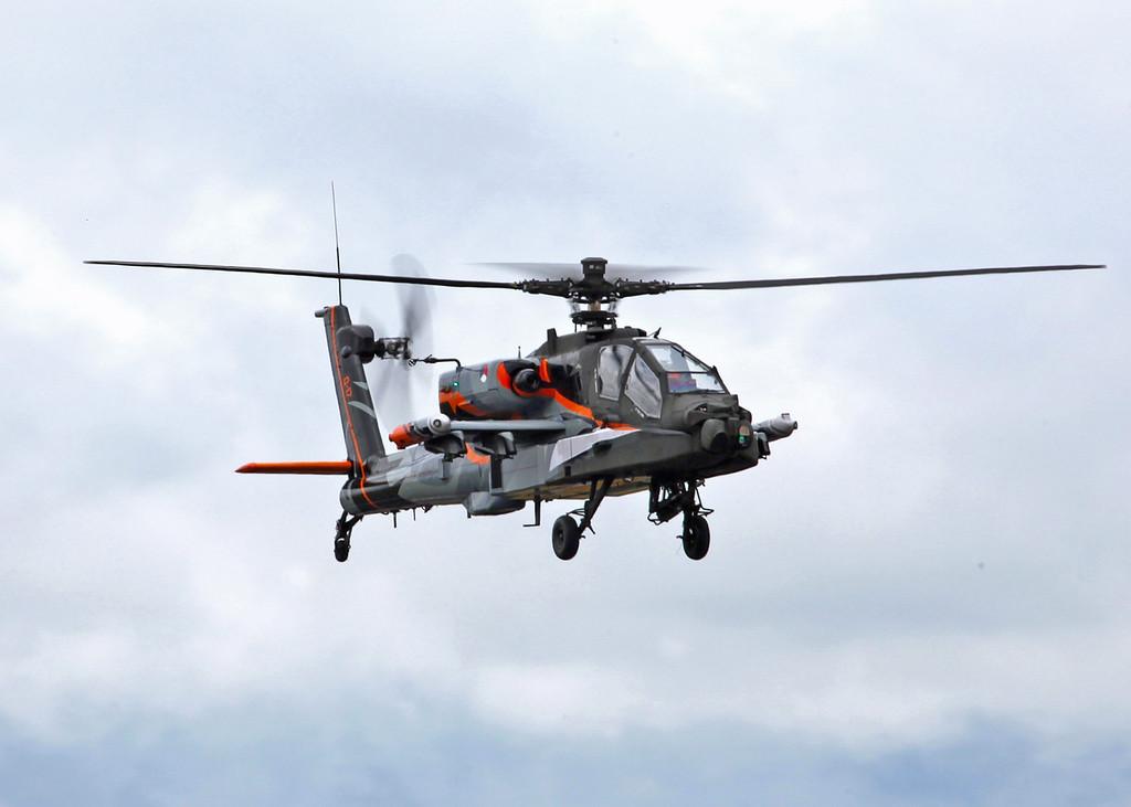 Q-17 Boeing AH-64D Apache Longbow [H64] (RAF Fairford) Royal Netherlands Air Force [RIAT 2011] 3