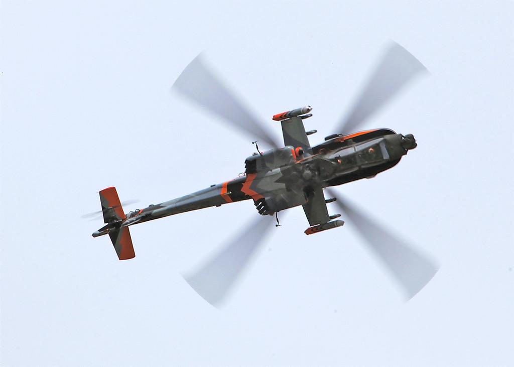 Q-17 Boeing AH-64D Apache Longbow [H64] (RAF Fairford) Royal Netherlands Air Force [RIAT 2011] 5