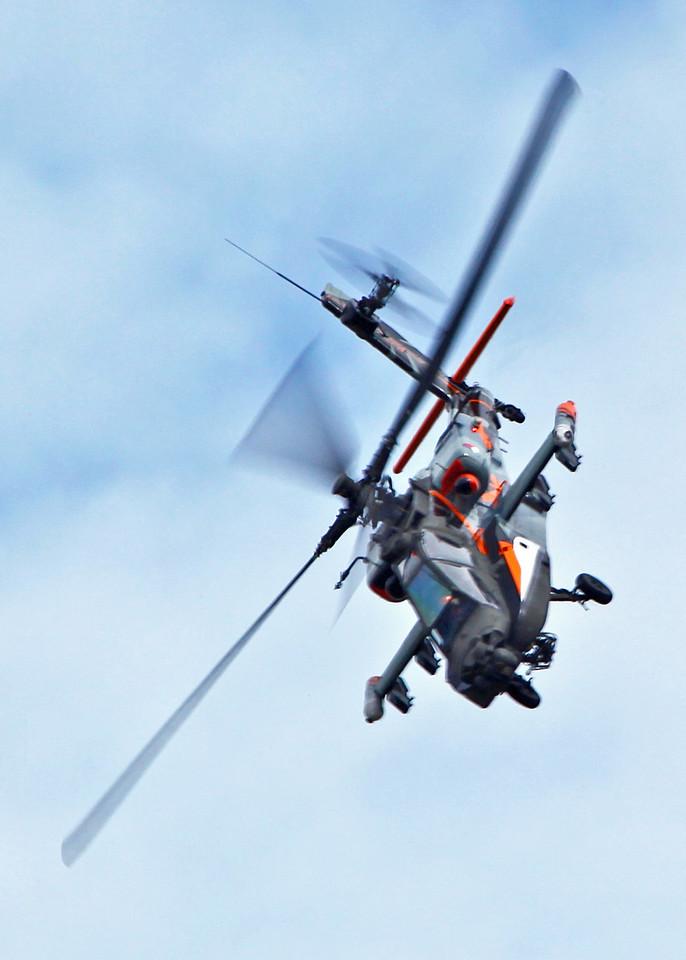 Q-17 Boeing AH-64D Apache Longbow [H64] (RAF Fairford) Royal Netherlands Air Force [RIAT 2011] 4