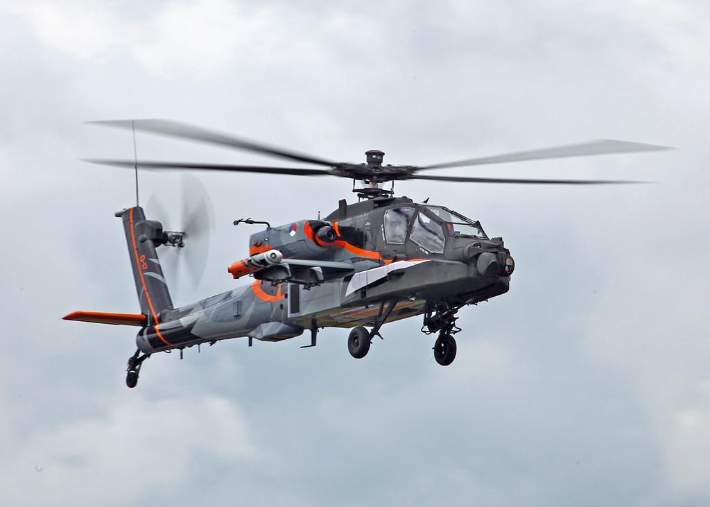 Q-17 Boeing AH-64D Apache Longbow [H64] (RAF Fairford) Royal Netherlands Air Force [RIAT 2011] 2