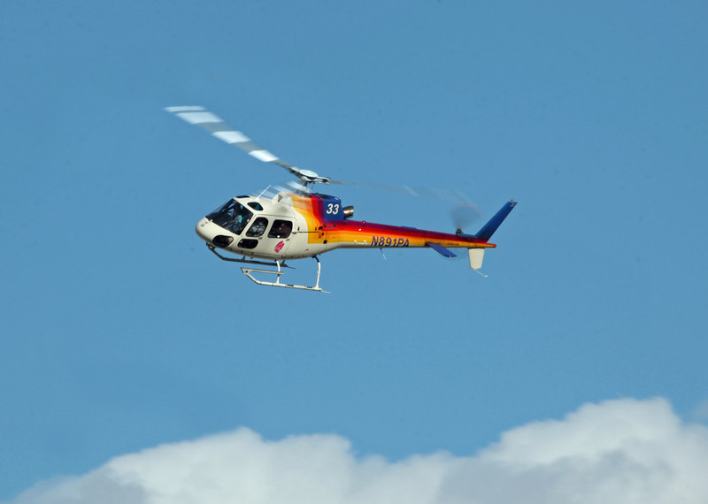 N891PA Eurocoptor AS 350 B2  (LAS) XEBEC LLC