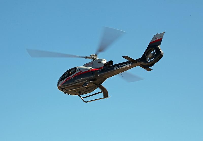 N810MH Eurocoptor EC 130 B4 (K40G) Mustang Leasing Inc