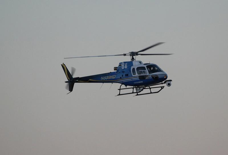 N808HD Eurocoptor AS 350 BA  (Las Vegas Stratosphere) Sundance helicoptors