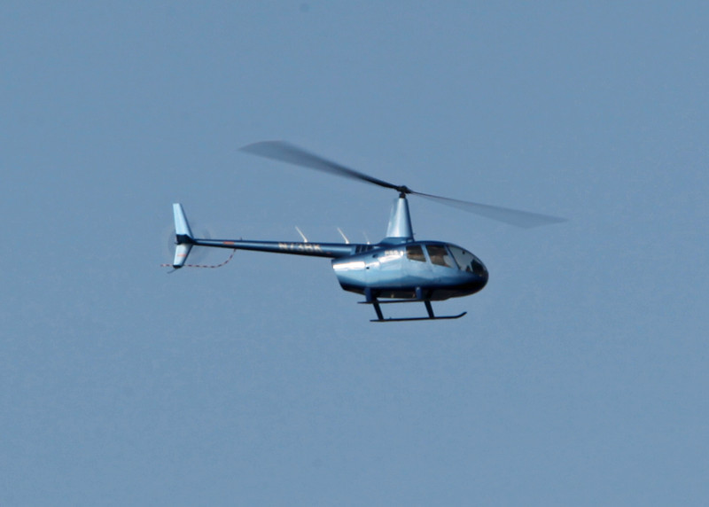 N73BK Robinson R66 (Over myakka State park) Discount Aviation LLC