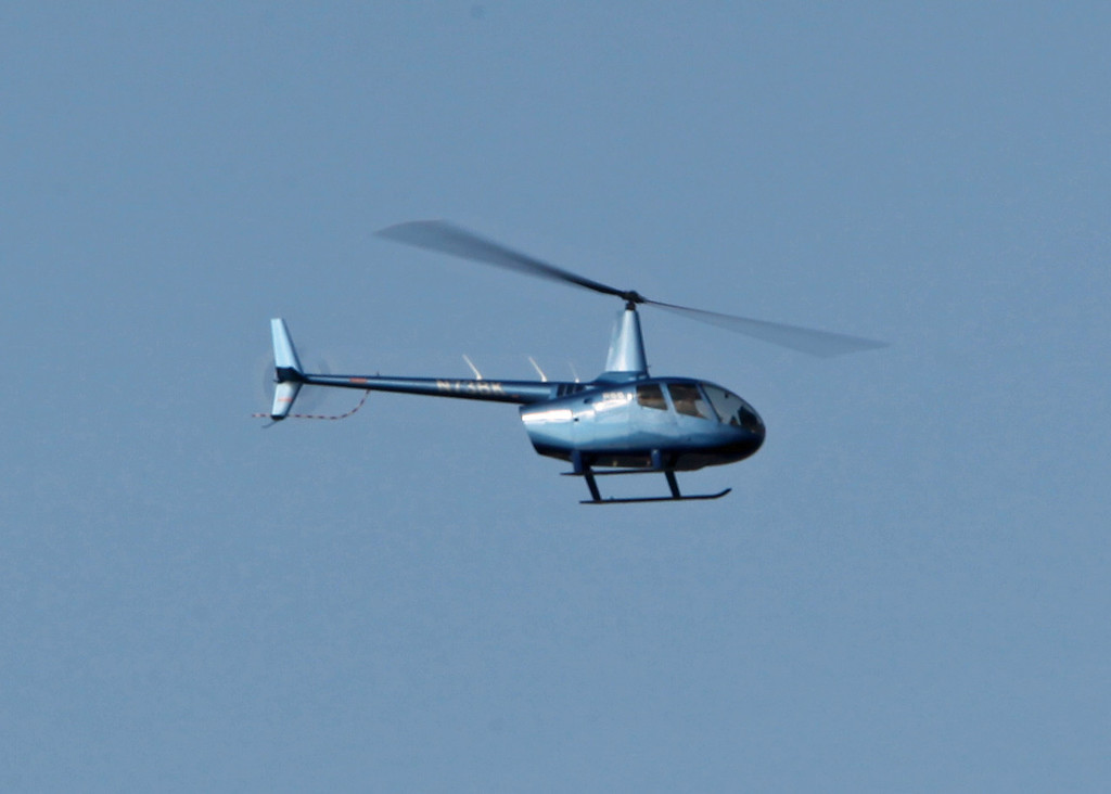 N73BK Robinson R66 (Over myakka State park) Discount Aviation LLC