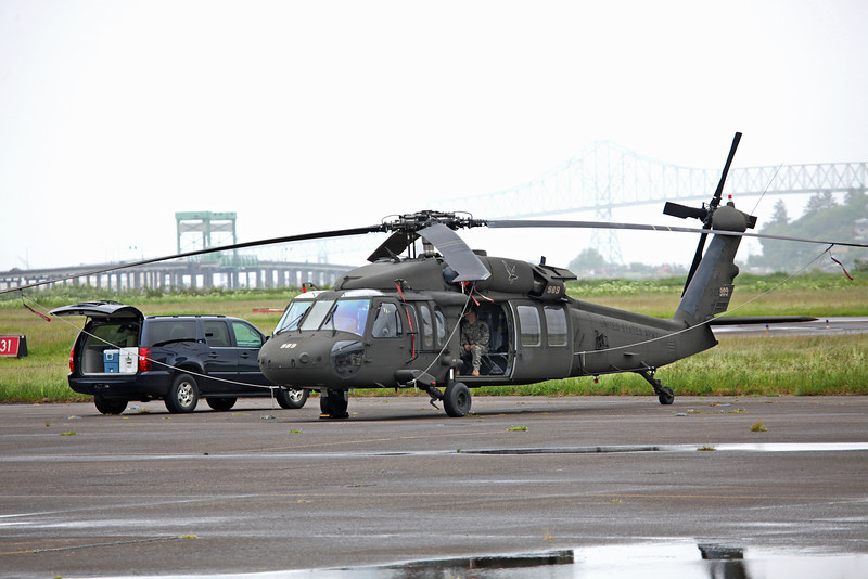 0-23989 Sikorsky UH-60A Blackhawk (Astoria, Oregon - USA) US Army 2