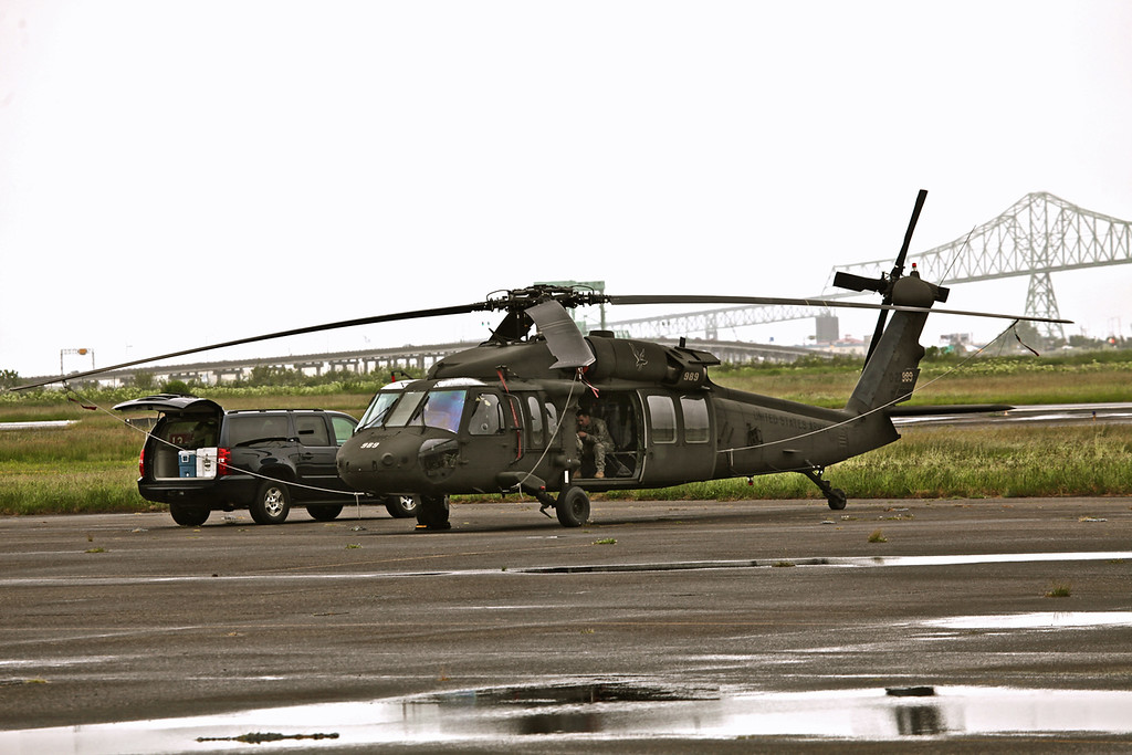 0-23989 Sikorsky UH-60A Blackhawk (Astoria, Oregon - USA) US Army
