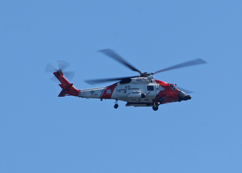 6023 Sirkorsky HH-60J SeaHawk (St Petersburg USCG Station - FLA) United States Coast Guard