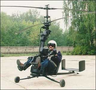 Soviet-Russian Solocopter